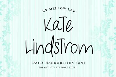 Kate Lindstrom