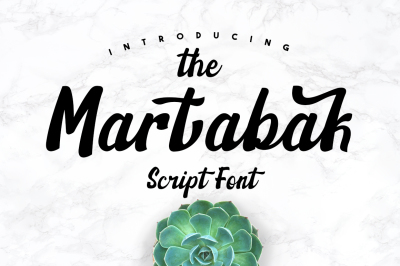 Martabak Script