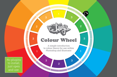 Wing's Colour Wheel