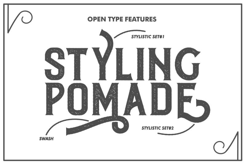 roister-typeface