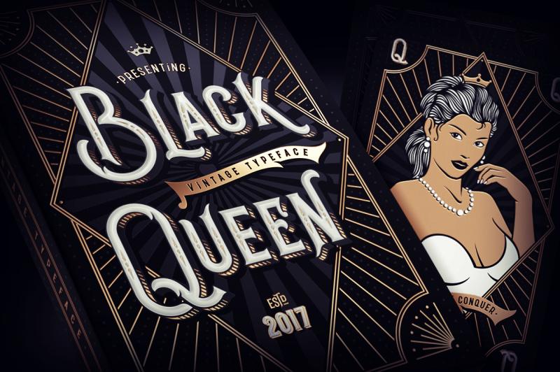 black-queen-font-bonus-graphics