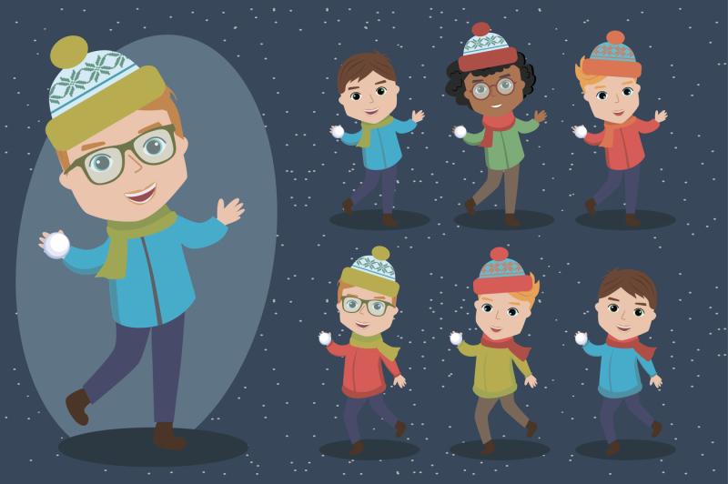 creator-for-christmas-kids-character