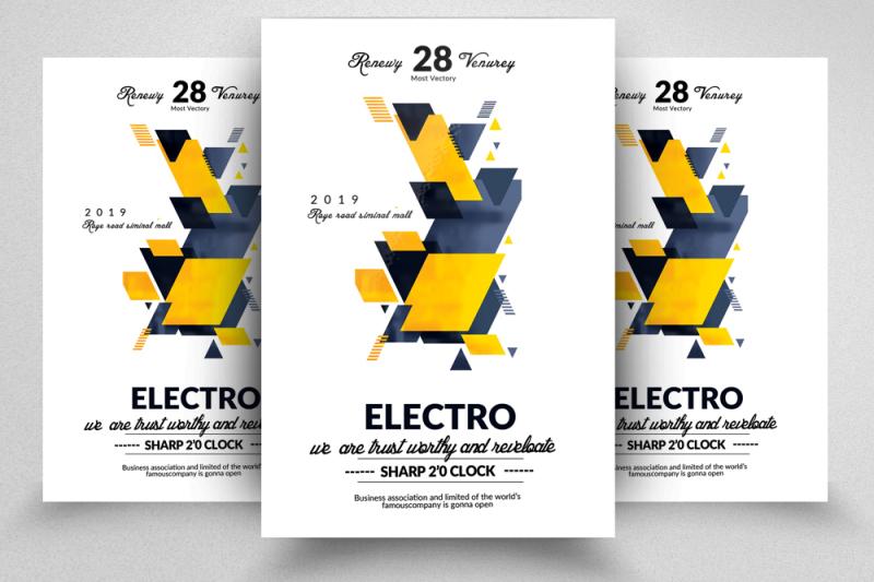 10-futuristic-flyer-template-bundle