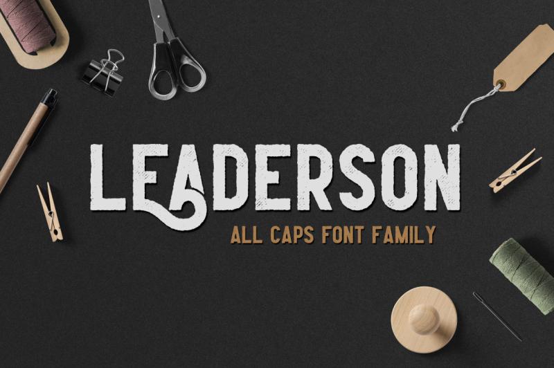 leaderson-family