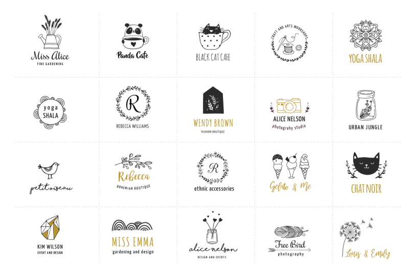 logo-boutiqe-premade-logo-template