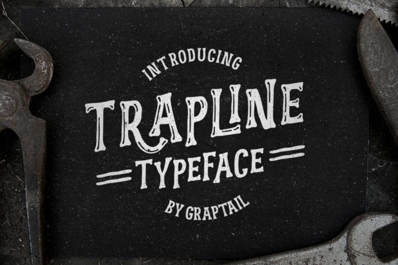 trapline-typeface