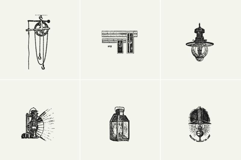 industrial-illustrations