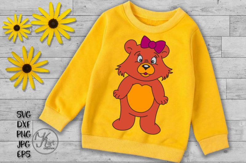 bear-svg-cute-bear-svg-cute-bear-clipart-bear-boy-bear-girl-svg-bear-with-bow-svg-bear-iron-on-printable-bear-bear-set-boy-and-girl