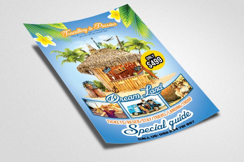 travel-tour-tourism-agency-flyer