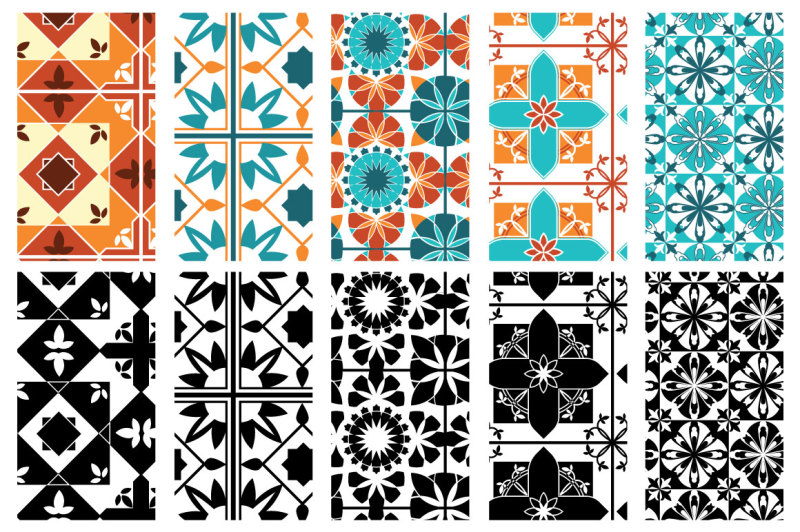 moroccan-style-patterns