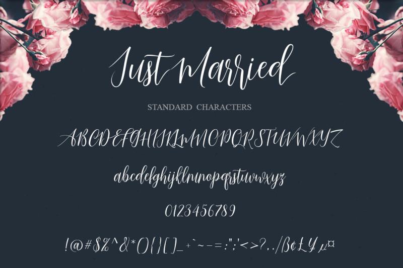 just-married-script