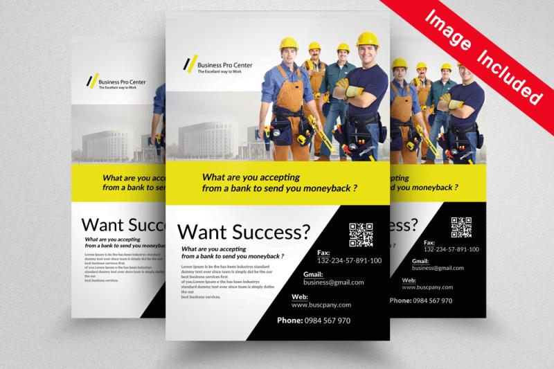 business-association-flyer-templates