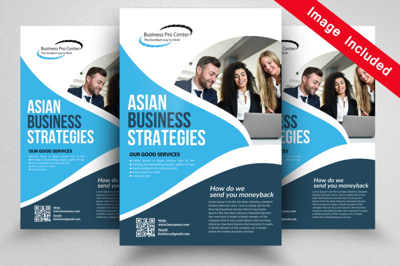 business-flyer-templates