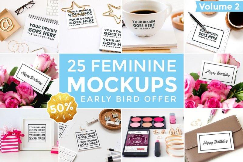 25-feminine-mockups-50-off