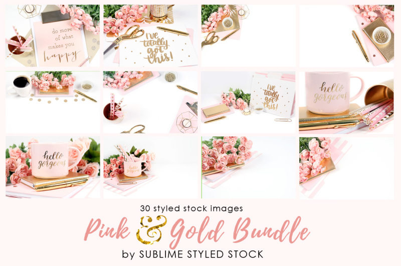 pink-and-gold-bundle