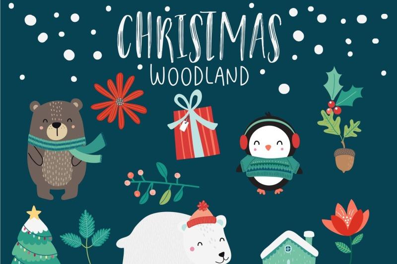 woodland-christmas