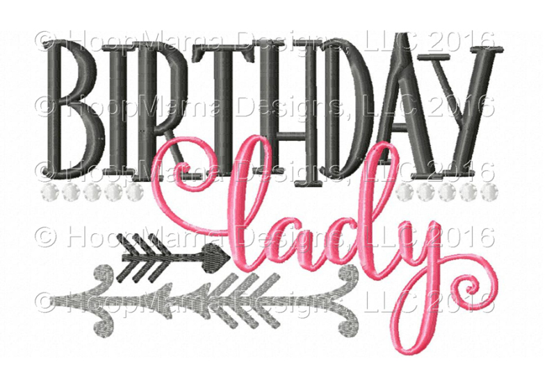 birthday-lady