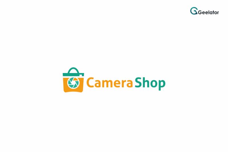 camera-shop-logo-template