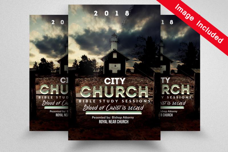 church-flyer-templates