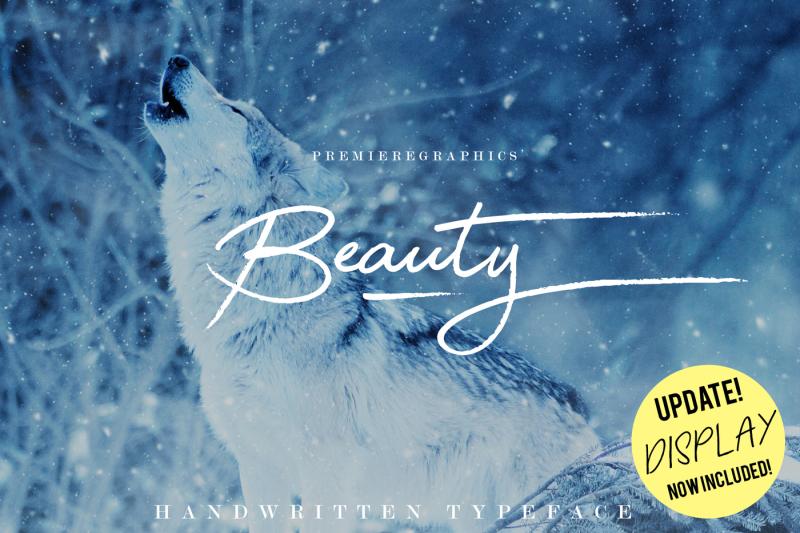 beauty-font