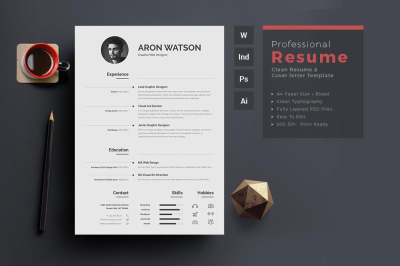 clean-resume-cv