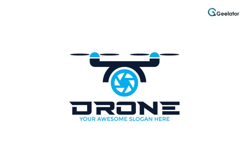 drone-logo-template