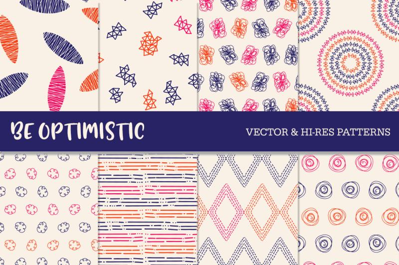 be-optimistic-patterns