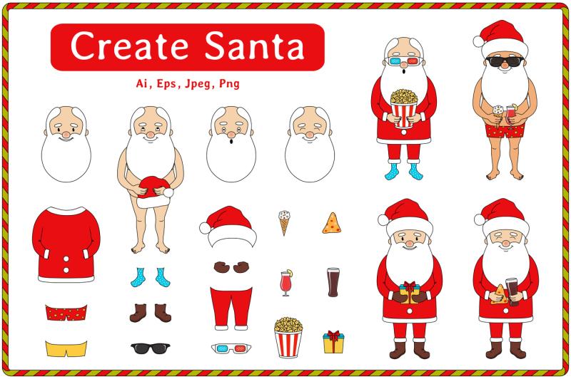 create-santa