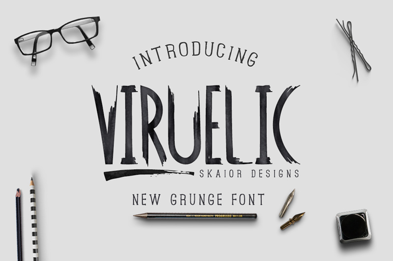 viruelic-font