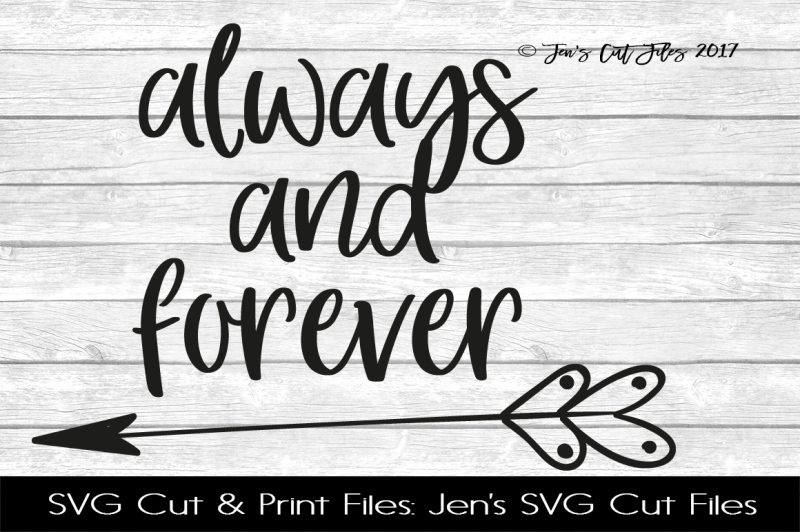 always-and-forever-svg-cut-file