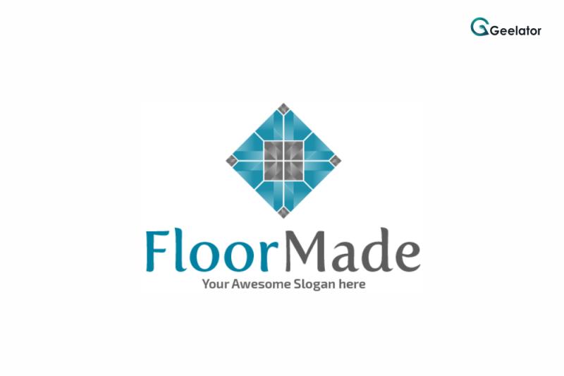 floor-made-logo-template