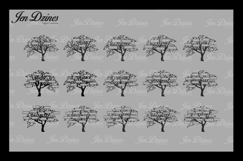 family-tree-bundle-svg-dxf-eps-png