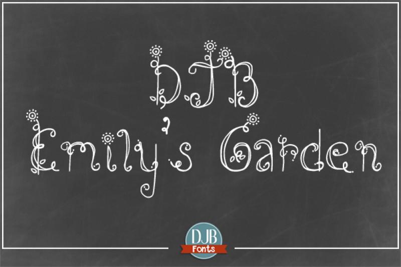 djb-emily-s-garden-font