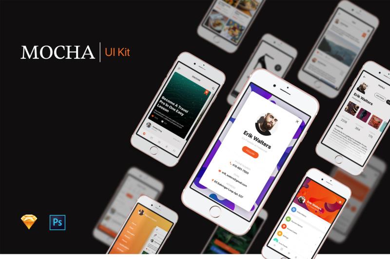 mocha-mobile-ui-kit
