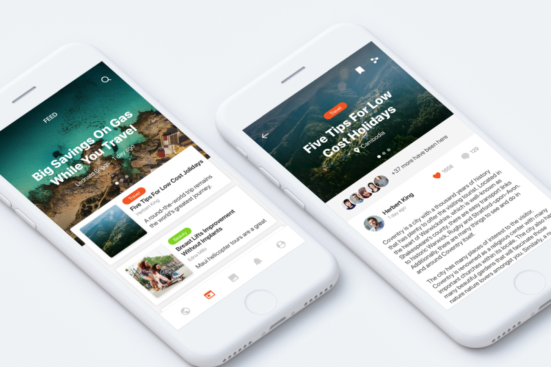 social-mobile-app-ui-kit