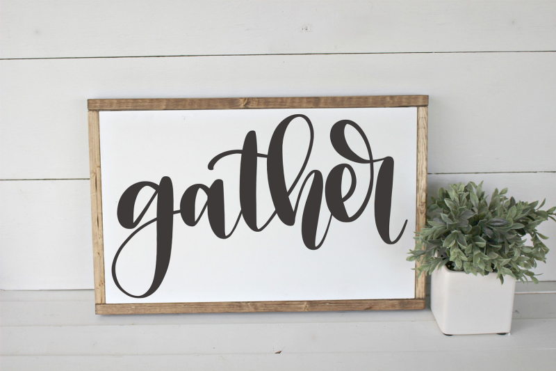 gather-hand-lettered