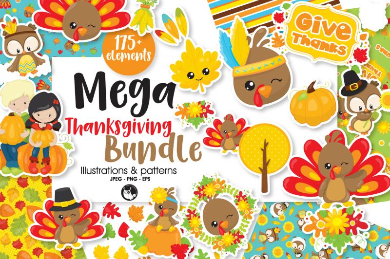 mega-thanksgiving-bundle-over-175-elements