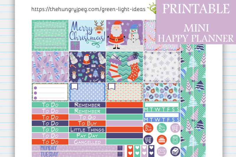 winter-christmas-mini-happy-planner-stickers