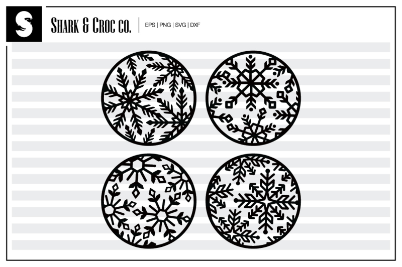 snowflake-cut-files