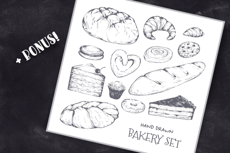 fast-food-collection-bakery-bonus