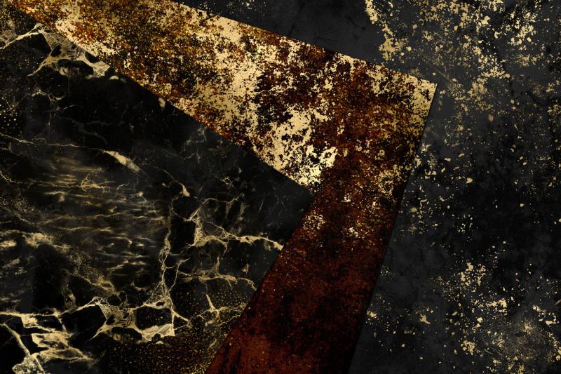 dark-gold-grunge-textures-digital-paper