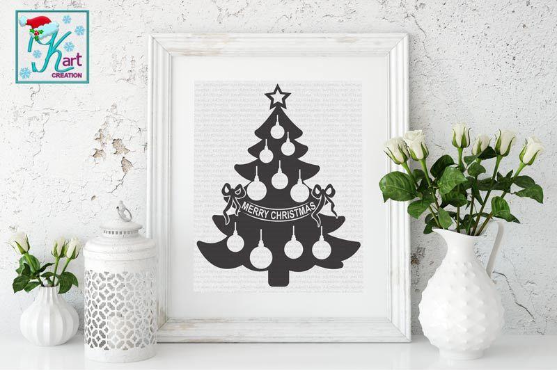 Christmas Svg Bundle Christmas Svg Files Christmas Tree Svg