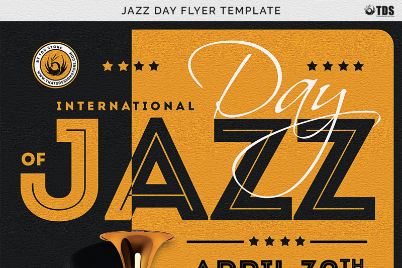jazz-day-flyer-template