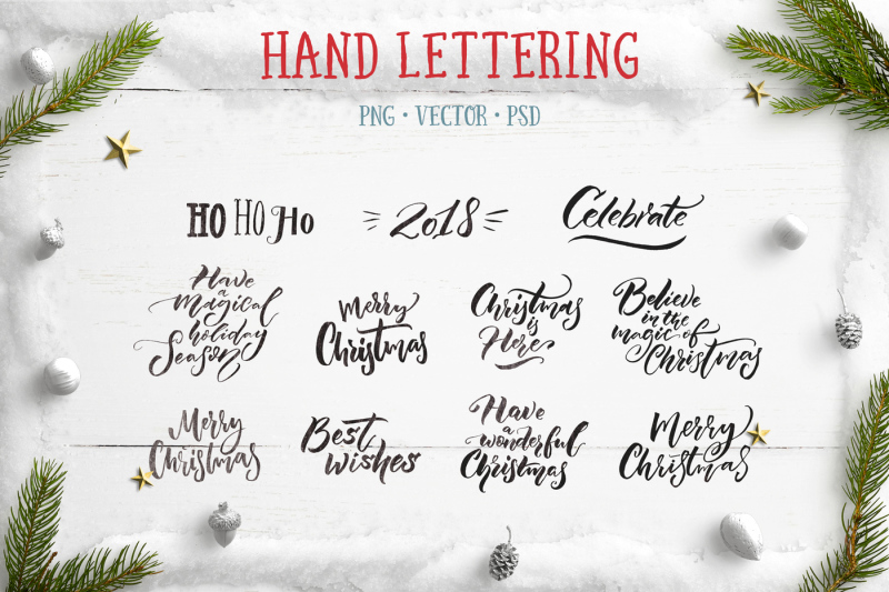 christmas-graphics-collection