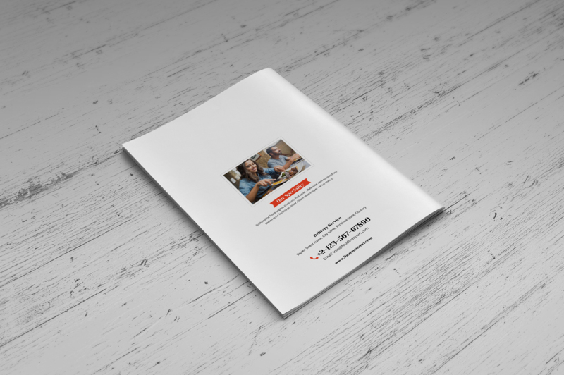 food-menu-bifold-trifold-brochure