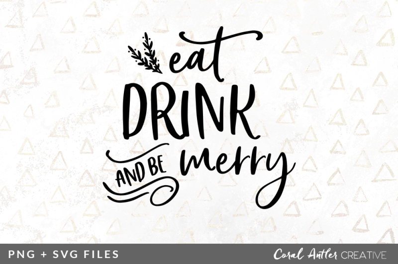 eat-drink-and-be-merry-svg-png-graphic