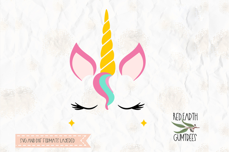 unicorn-with-lashes-cut-file-in-svg-dxf-png-pdf-eps-formats