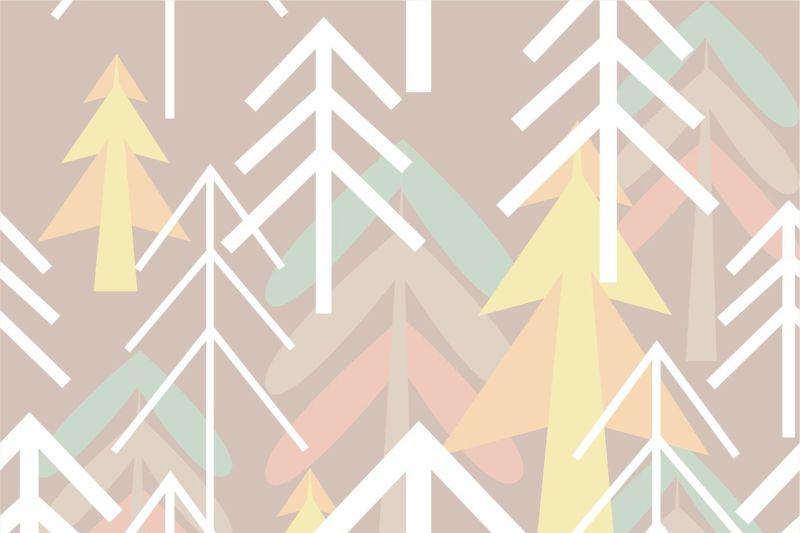 Pastel Christmas Digital Paper By Brandcarry Thehungryjpeg Com