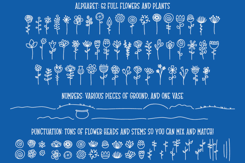 bloomdings-abstract-floral-dingbats