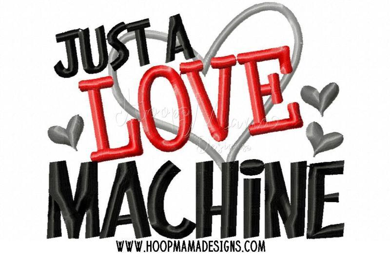 just-a-love-machine